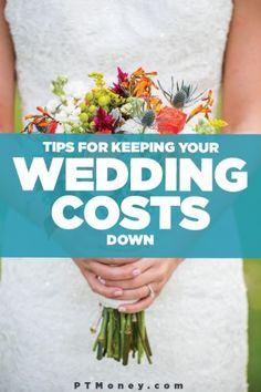 Read 5 tips on keeping your wedding costs down from a professional in the wedding industry. It can get expensive fast, so get a handle on it as early as you can! These ideas can save you a lot as you plan the wedding of your dreams! Wedding Costs, Wedding Advice, Plan Your Wedding, Budget Wedding, Wedding Venues, Wedding Reception, Wedding Planner, Wedding Programs, Wedding Stuff