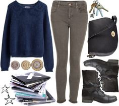 by Lolikesclothes on tumblr | outfit with combat boots