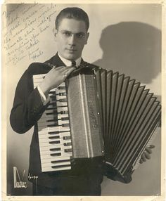 Eileen Heckenbach Loved the Accordion 3   Perhaps this post should have been titled Eileen Heckenbach loved HER accordion. I don't know who...