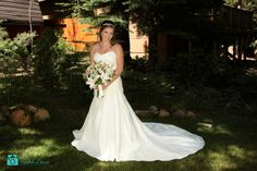 She looks great with the flowers.#laketahoewedding #laketahoeweddingphotography  #laketahoebeachwedding #wedding #marriage #romance #couple #bouquet  http://www.rachellevinephoto.com/