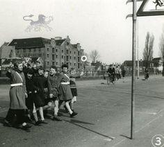 hoeksterend 1955 Historisch Centrum Leeuwarden - Beeldbank Leeuwarden