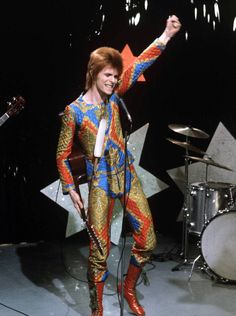 If you were really lucky by fall of 1972, you had seen the Ziggy Stardust tour -- or maybe Bowie was due to come to your area in the next few months with this great tour.