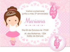 convite-infantil-4 anos LUISA HELENA