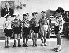 Kindergarden matinee, 80's