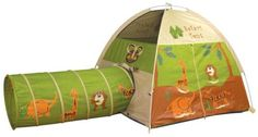 Pacific Play Tents Safari Tent and Tunnel Com. for Like the Pacific Play Tents Safari Tent and Tunnel Com. Toddler Tent, Play Tunnel, Tent Reviews, Stuffed Animal Storage, Stuffed Animals, Kids Tents, Dome Tent, Spring Steel, Jungle Safari