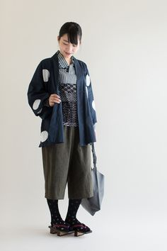 Shibori, Japanese Modern, Traditional Japanese, Modern Kimono, Bronze, Oriental Fashion, Japanese Outfits, Character Outfits, Japan Fashion
