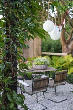 Att ha pergola är ett måste i min trädgård, att jag sen har tre gör ju inte saken sämre :) Den som har vildvin och engelmansvin bör...