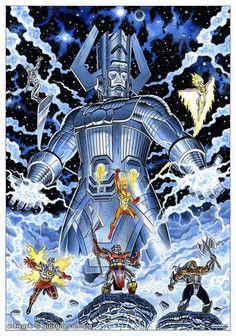 Hérauts de Galactus