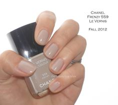 I want!  The Beauty Look Book: Chanel Frenzy #559 Le Vernis - Fall 2012