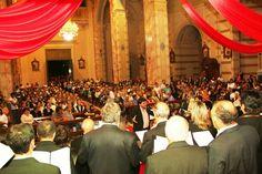 PREGÓN DE NAVIDAD 2010, CATEDRAL DE FLORIDA, URUGUAY.