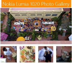 Microsoft supports the Nokia Lumia 1020 Interactive Photo Gallery   To support the new flagship Lumia Nokia 1020 camera phone, Microsoft launched the Interactive Photo Gallery option, which shows the zoom capabilities of the PureView device.