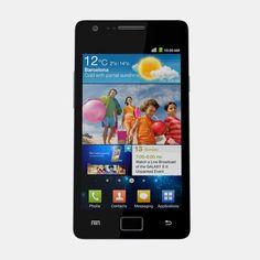 Samsung Galaxy S Ii 3D Model - 3D Model
