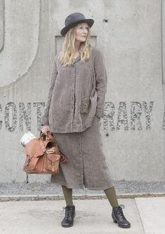 Taille xxl–Gudrun Sjödén - un design suédois à l'âme verte / sur le web