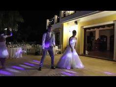 El baile de bodas más divertido del momento