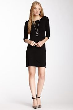 HauteLook | From The Heart: Loveappella: Draped Cutout Back Dress