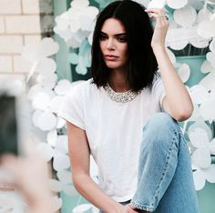 Kendalll Jenner, Kardashian Jenner, Jenner Sisters, Kendall And Kylie Jenner, The Most Beautiful Girl, Stylish Outfits, Supermodels, Hair Cuts, Fashion Looks