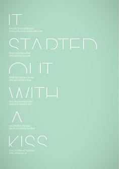 """""""Mr. Brightside,"""" The Killers lyrics"""