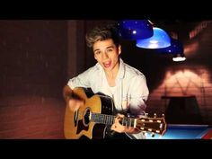 What About Love - Austin Mahone (COVER by Elyar Fox) - YouTube