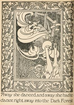 Always she danced - Fairy Tales from Hans Christian Anderson