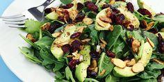 Spinach and Avocado Salad Beachbody Blog
