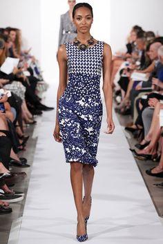 Oscar de la Renta Spring 2014 RTW - Runway Photos - Fashion Week - Runway, Fashion Shows and Collections - Vogue