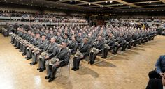 Troopers graduate in first class since '09 - Times Union