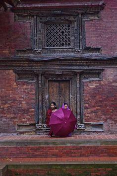 ll in Pink, Kathmandu, Nepal