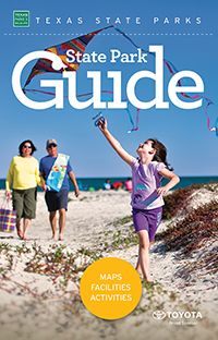 2014 Texas State Park Guide