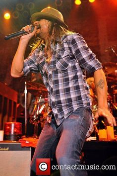 Kid Rock- Twisted Brown Trucker- his band were electrifying- esp his drummer!
