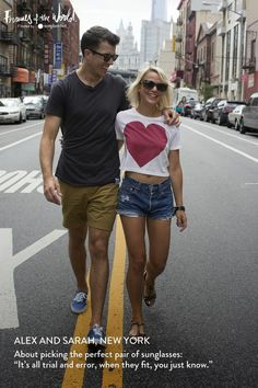 Photography by Ben Pier www.sunglasshut.com #framesoftheworld #sunglasses #trend #nyc