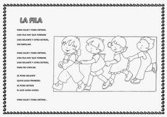 Cantores infantiles.: LA FILA Spanish Courses, Spanish Songs, Home Daycare, Classroom Management, Literacy, Children, Kids, Kindergarten, Preschool
