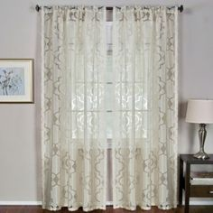 Buy Montego Window Curtain Panels from Bed Bath & Beyond