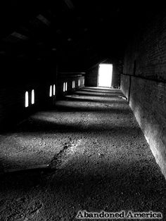 - Athina State Hospital* view of the attic