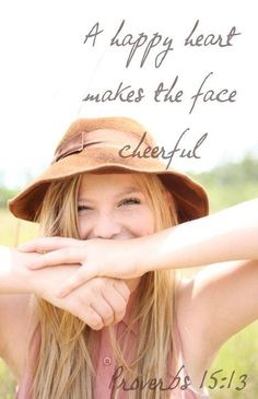 Proverbs 15:13