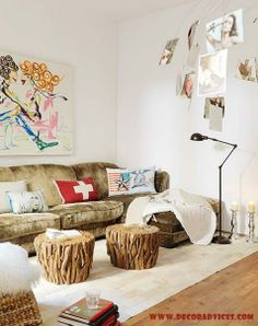Living Room Pillows Budget And Home Decor On Pinterest