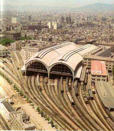 Barcelona. Catalonia (Spain).