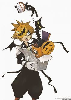 Sora in the Nightmare Before Christmas level oh yea Kingdom Hearts Quotes, Kingdom Hearts Games, Kingdom Hearts Fanart, Kingdom Hearts Tattoo, Adornos Halloween, Kindom Hearts, Halloween Town, Anime Halloween, Cute Gif