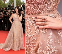 Aishwarya Rai was a DISASTER in Elie Saab at Cannes! - Times of India