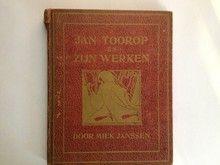 Book Jan toorop en zijn werken ( Jan Toorop and his works) -Adfabrum, The Art, Antiques & Collectibles specialists