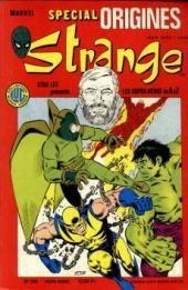 Strange Spécial Origines, n° 226 bis, octobre 1988 (Lug)