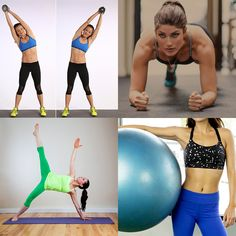 Unique Ab Workouts for Women