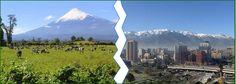 Artículo: Características del paisaje: Diferencias entre el campo y la ciudad