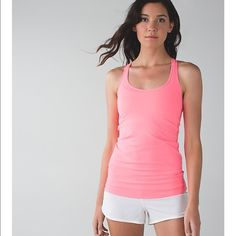 e3c5a341a248b9 Lululemon Cool Racerback Tank Lululemon Cool Racerback tank. Worn and  washed only once - never