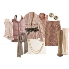 """""""pink and stone"""" by shopwithm on Polyvore"""