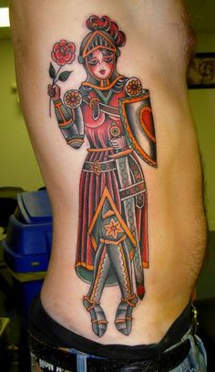 i wish i could fly to spain to get tattooed by el bara