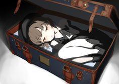 Gas Mask Art, Masks Art, Loli Kawaii, Kawaii Cute, Moe Anime, Anime Art, Little Girl Manga, Character Art, Character Design