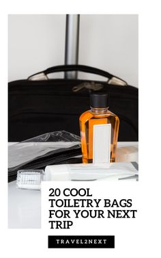 20 best travel toiletry bags. They come in different shapes, from the roll-up ones to hanging toiletry bags suitable when your hotel bathroom is likely to lack space. #toiletrybags #travels #travelshop #traveltips Travel Pants, Travel Toiletries, Toiletry Bag, Business Travel, Getting Organized, Traveling By Yourself, Shapes, Organization, Cool Stuff