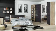 «Ларго люкс» модульный спальный гарнитур