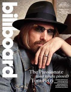 """The Passionate (and kinda pissed) Tom Petty"" - perfect. LOL"