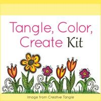 With this bundle, you will have all you need to immerse yourself in a relaxing and creative experience tangling your own patterns and coloring ready-made templates! Zen Doodle, Doodle Art, Zentangle Patterns, Tangled, Doodles, Templates, Kit, Create, Coloring